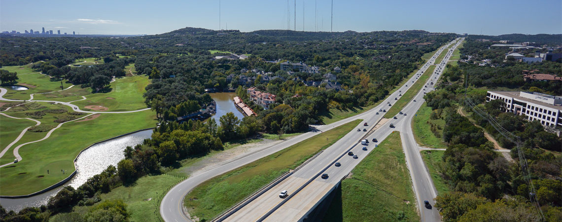 Aerial Photography In Austin TX